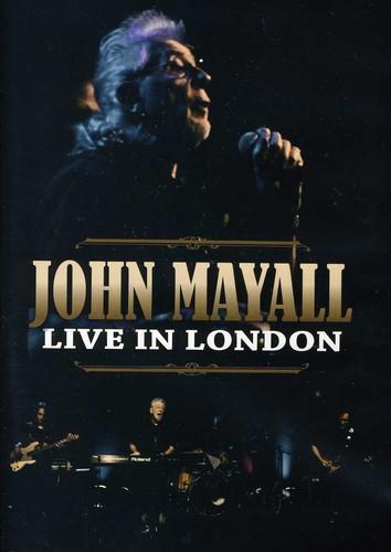 John Mayall: Live in London