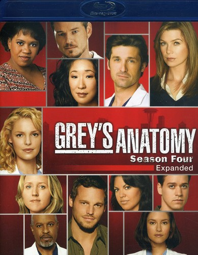 Grey's Anatomy: Complete Fourth Season