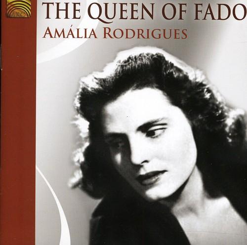The Queen of Fado: Amalia Rodrigues