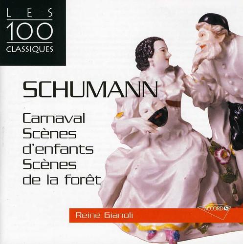 Schumann: Carnaval /  Scenes D'enfants