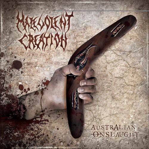 Australian Onslaught