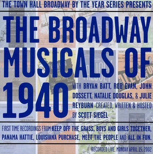 Broadway Musicals /  Ocr
