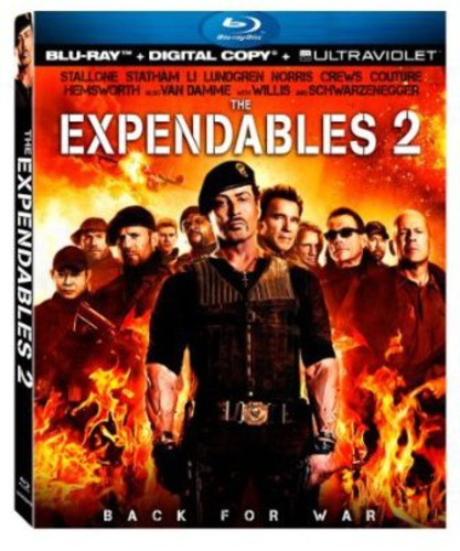 Expendables 2 [Blu-ray] [UltraViolet]