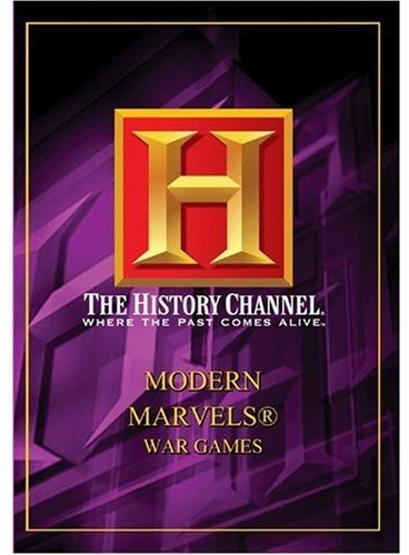 Modern Marvels: War Games