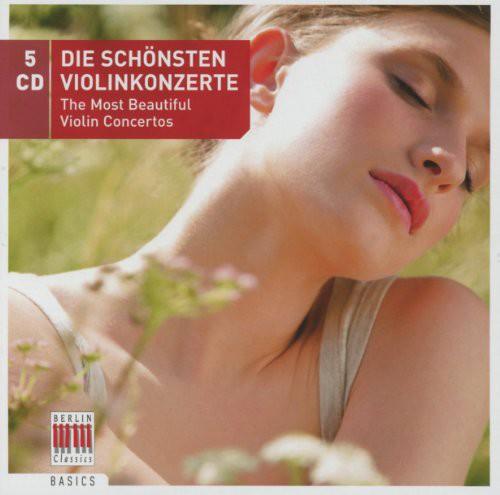 Die Schonsten Violinkonzerte /  Various