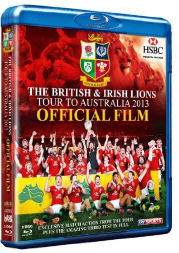 British & Iron Lions Tour to Australia 2013 [Import]