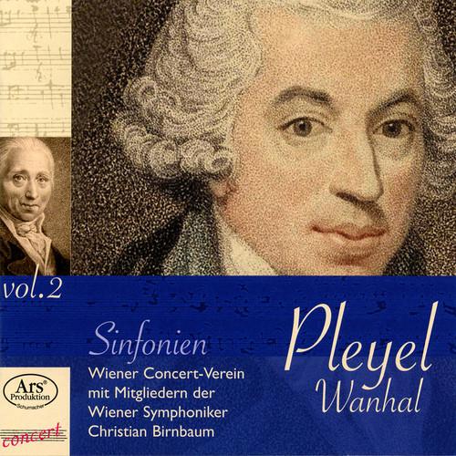 Pleyel Sinfonien 2