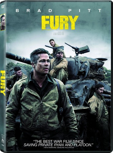 Fury [UltraViolet]