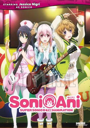 Soni-Ani: Super Sonico