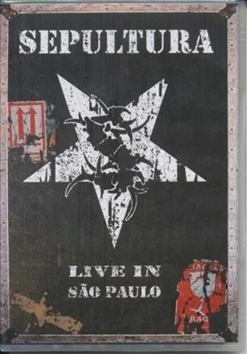 Sepultura Live in Sao Paulo [Import]