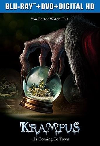 Krampus [UltraViolet] [Blu-ray/DVD] [2 Discs]
