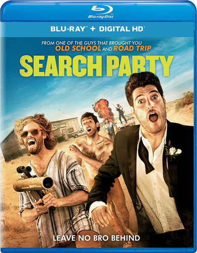 Search Party [UltraViolet] [Blu-ray]