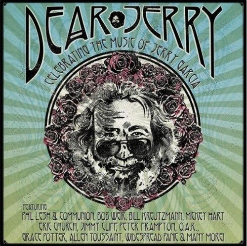 Dear Jerry: Celebrating The Music Of Jerry Garcia /  Various