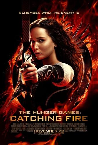 Hunger Games: Catching Fire [4K Ultra HD Blu-ray/Blu-ray]
