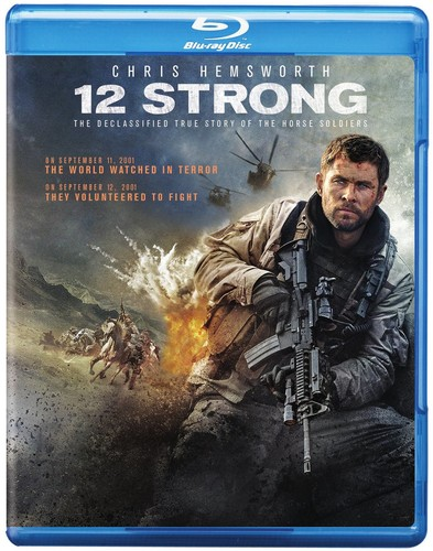 12 Strong [Blu-ray/DVD]