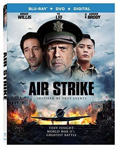 Air Strike [Blu-ray/DVD]