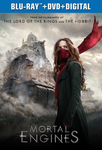 Mortal Engines [Blu-ray/DVD]