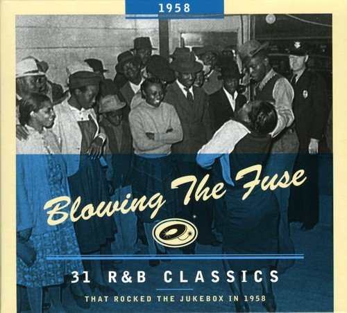 31 R&B Classics That Rocked Jukebox In 1958