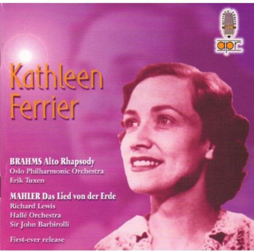Kathleen Ferrier Sings