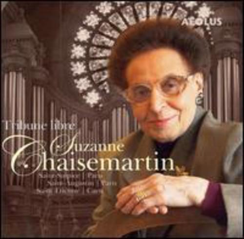 Tribute to Suzanne Chaisemartin