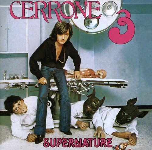 Cerrone 3: Supernature [Import]