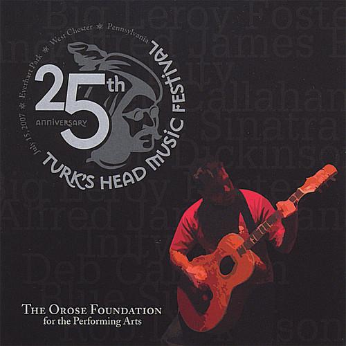Turks Head Music Festival 25th Anniversary /  Various