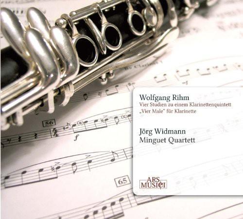 4 Studies for a Clarinet Quintet
