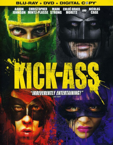 Kick-Ass [3 Discs] [Blu-ray/DVD]
