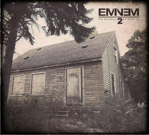 Eminem-Marshall Mathers LP 2