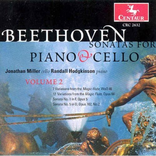 Sonatas for Piano & Cello 2