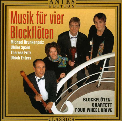 Music for Four Recorders