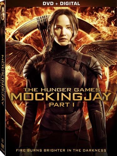 Hunger Games: Mockingjay, Part 1 [4K Ultra HD Blu-ray/Blu-ray]