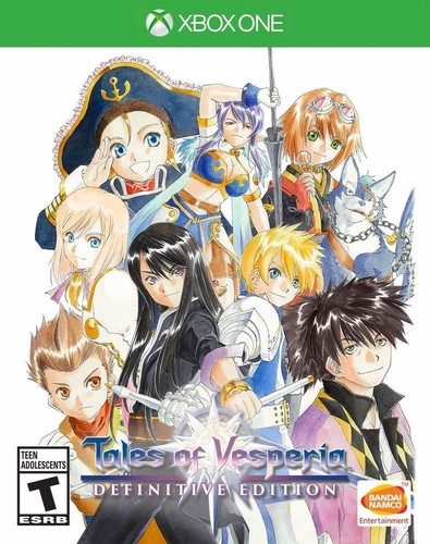 Tales of Vesperia - Definitive Edition  for Xbox One