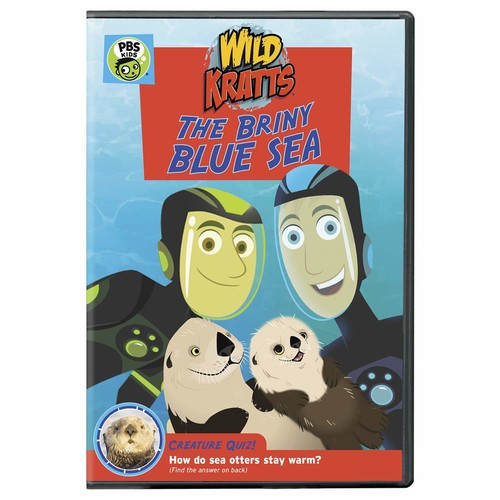 Wild Kratts: The Briny Blue Sea