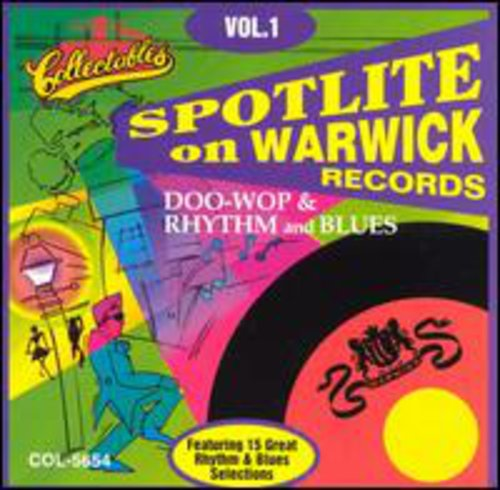 Warwick Records: Doo Wop Rhythm and Blues, Vol.1
