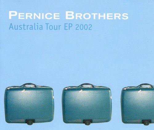 Australia Tour EP 2002