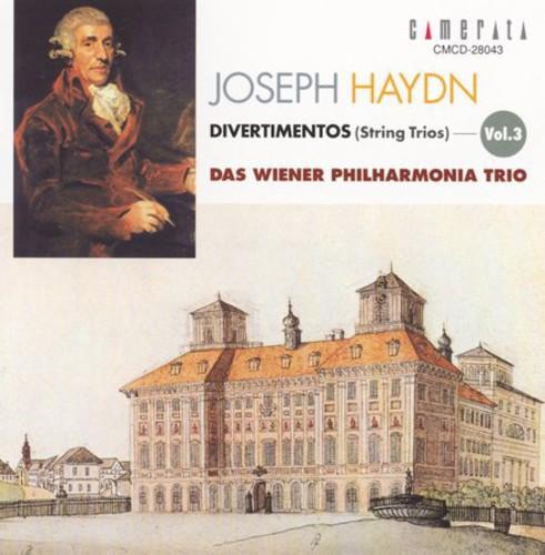 Divertimentos 3: String Trios