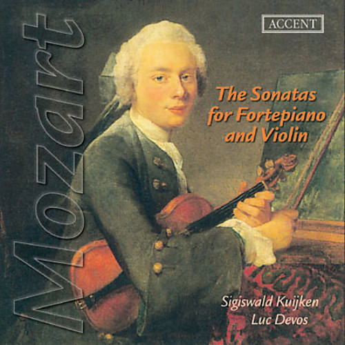 Sonatas for Fortepiano & Violin