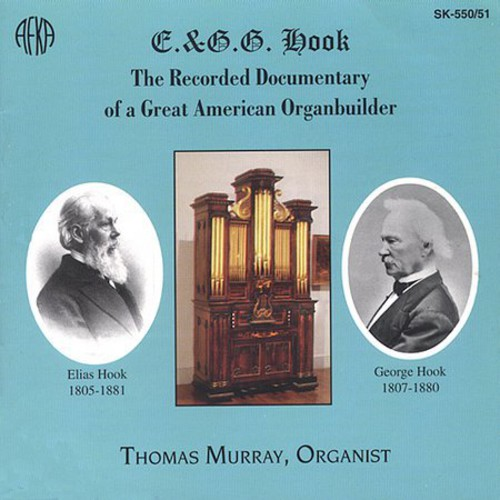 Recorded Docu of GRT American Organbuilder /  Various