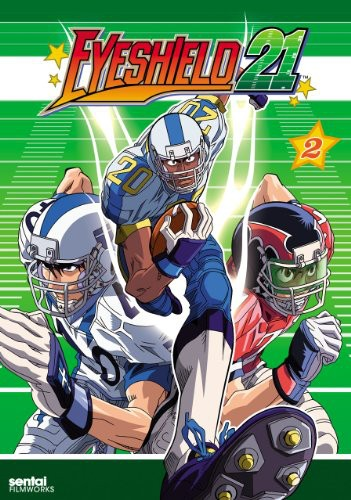 Eyeshield 21: Collection 2