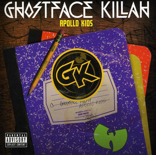 Ghostface Killah-The Apollo Kids