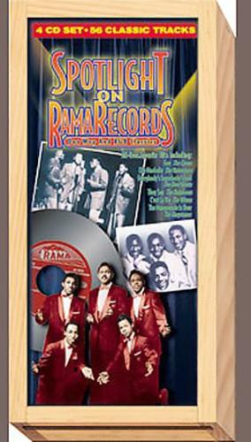R&B Classics : Vol. 1-4-Spotlite on Rama