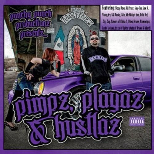 Pimpz Playaz & Hustlaz /  Various