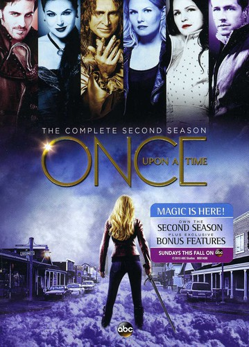 Once Upon a Time: The Complete Second Season