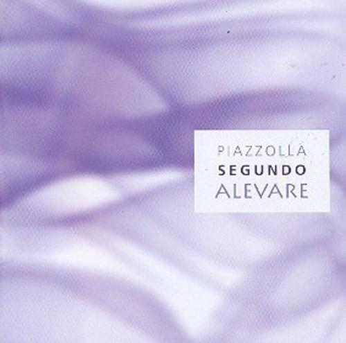 Piazzolla Segundo Alevare [Import]