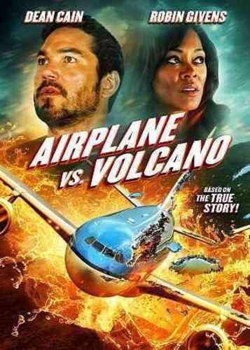 Airplane Vs Volcano