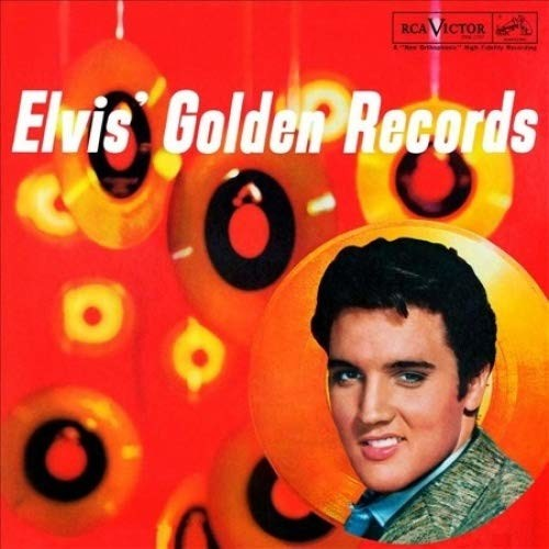ELVIS PRESLEY-ELVIS' GOLDEN RECORDS VOLUME 1 [EXCLUSIVE RED VINYL]