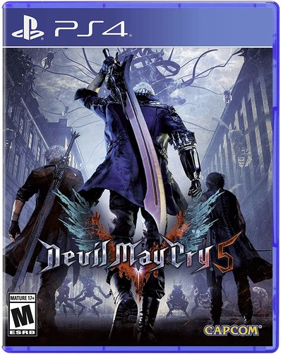 Devil May Cry 5 for PlayStation 4