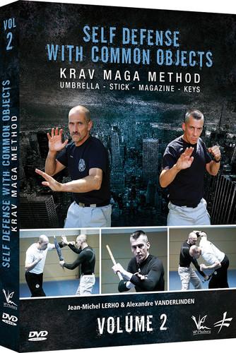 Self Defense With Common Objects Krav Maga Method, Vol. 2