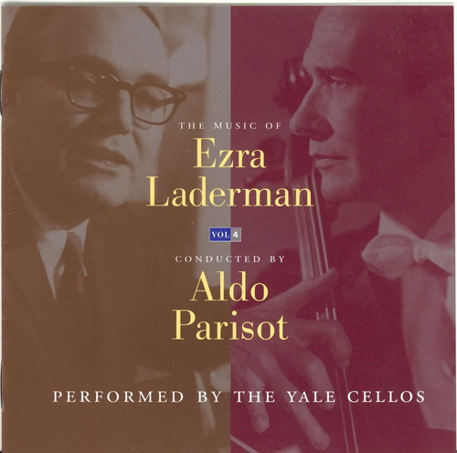 Music of Ezra Laderman 4